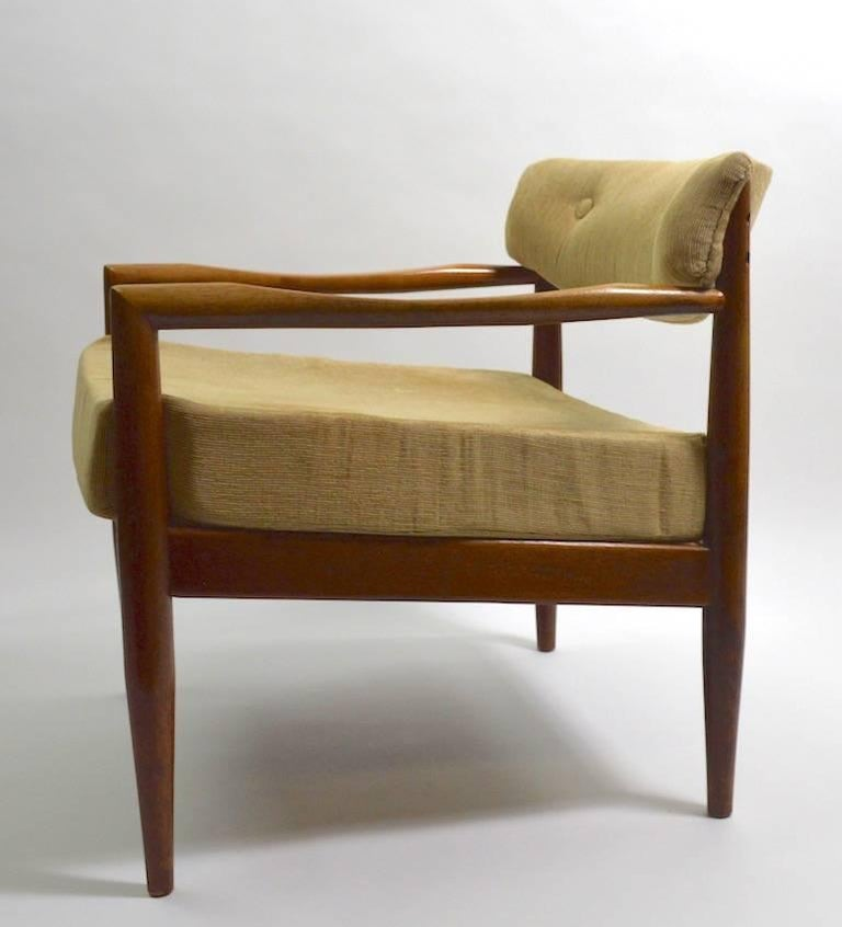 Pair of Adrian Pearsall Lounge Chairs For Sale 3