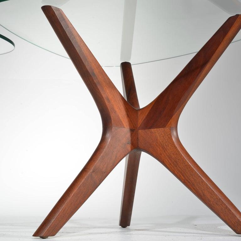 Mid-Century Modern Pair of Adrian Pearsall Walnut