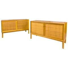 "Pair of Alf Svensson ""Norrland"" Sideboards, circa 1950, Sweden"