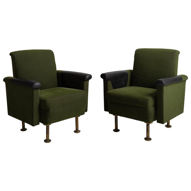Pair of Alvar Aalto Armchairs For Sale