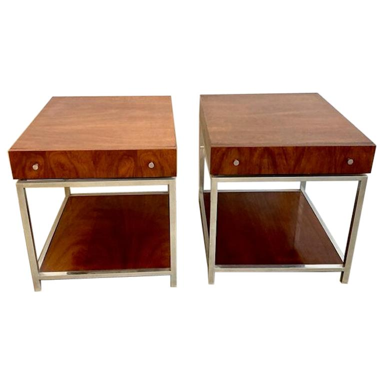 Pair of American of Martinsville Night Stands
