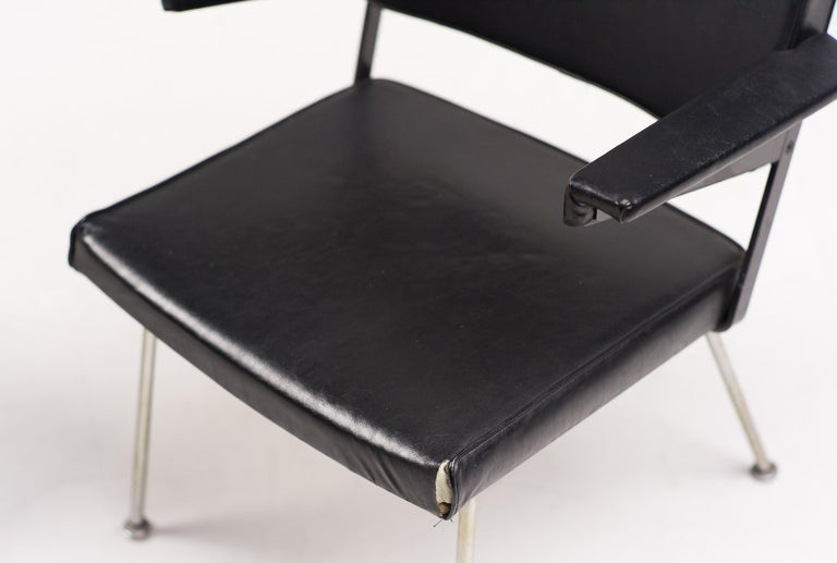 Mid-20th Century Pair of Andre Cordemeijer Armchairs For Sale