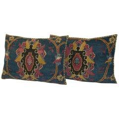 Pair of Antique Amritsar Pillows, circa 1880 1773p 1774p, $1,800 Each