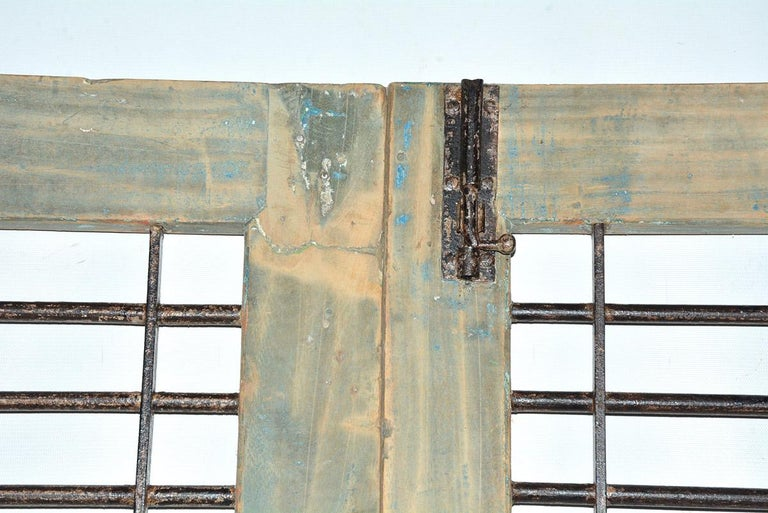 Pair of Antique Doors or Shutters from India For Sale 3