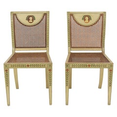 Pair of Antique Edwardian Style Chairs