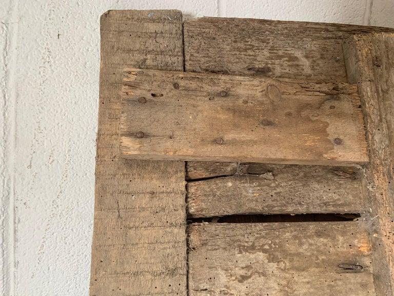 Pair of Antique European Barn Doors For Sale 5