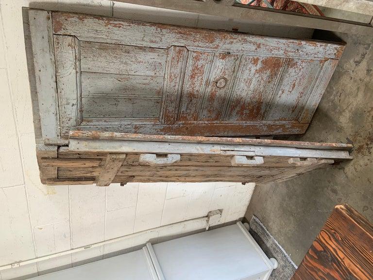 Pair of Antique European Barn Doors For Sale 1