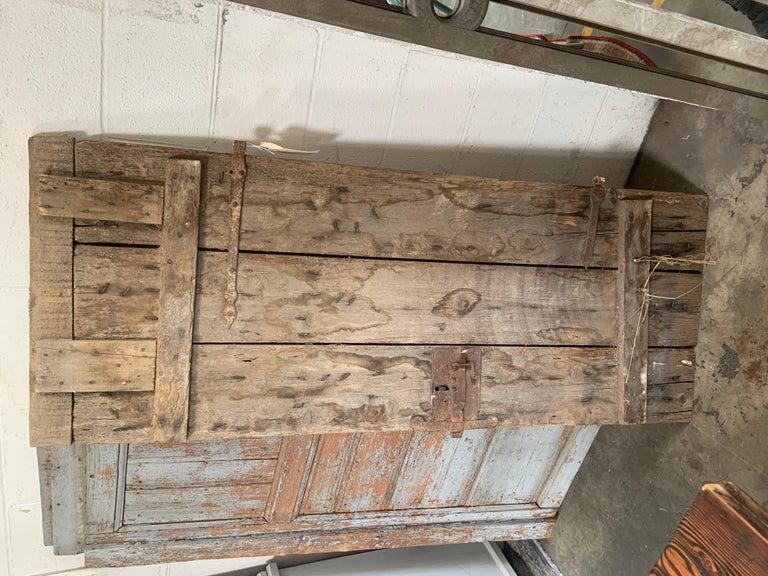 Pair of Antique European Barn Doors For Sale 3