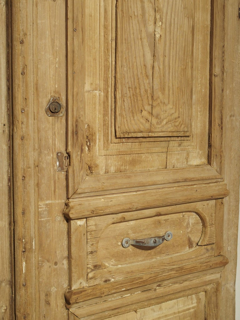 Pair of Antique French Egyptian Doors, Early 1900s For Sale 7