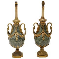 Louis XV Table Lamps