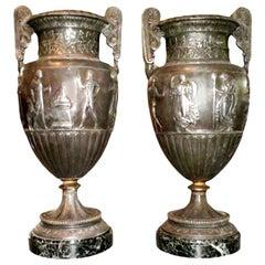 Neoclassical Urns