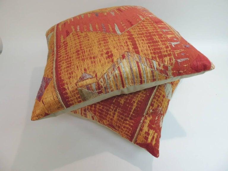 Indian Pair of Antique Textile