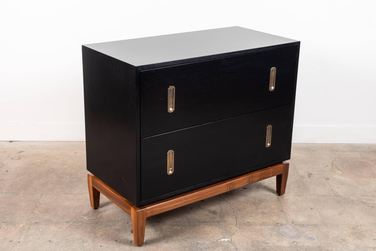 Pair of Arcadia Side Chests by Lawson-Fenning In Excellent Condition For Sale In Los Angeles, CA
