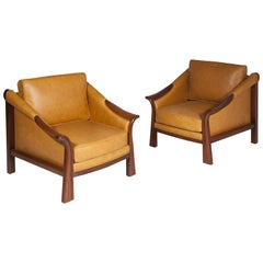 Pair of Armchair by Pierre Chareau