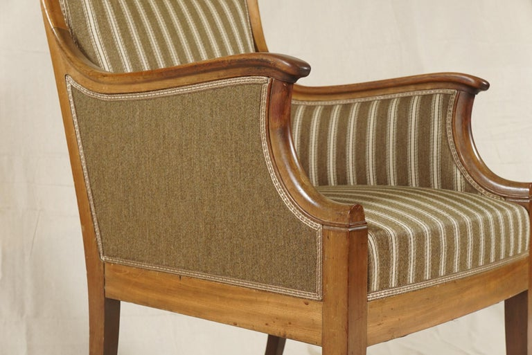 20th Century Pair of Armchairs by Frits Henningsen For Sale