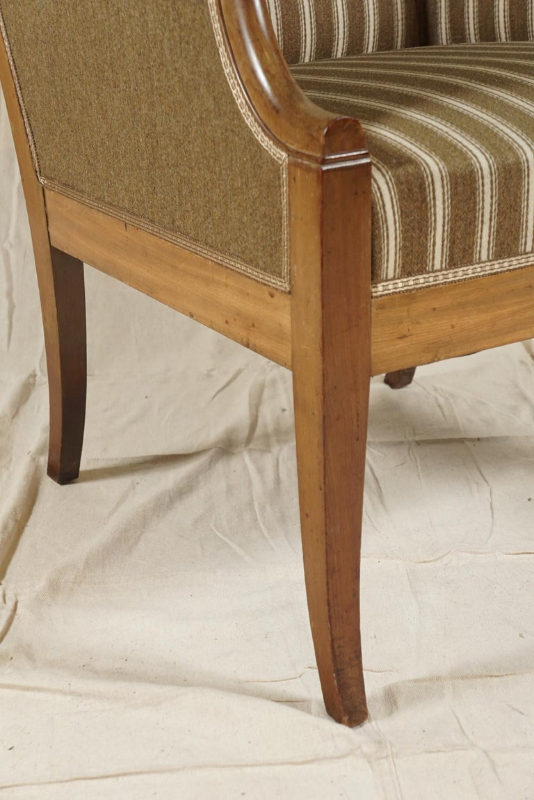 Mahogany Pair of Armchairs by Frits Henningsen For Sale