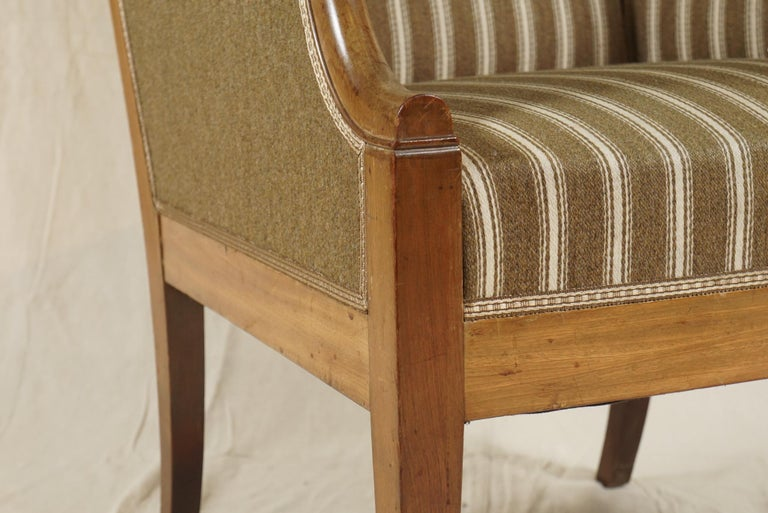 Pair of Armchairs by Frits Henningsen For Sale 1