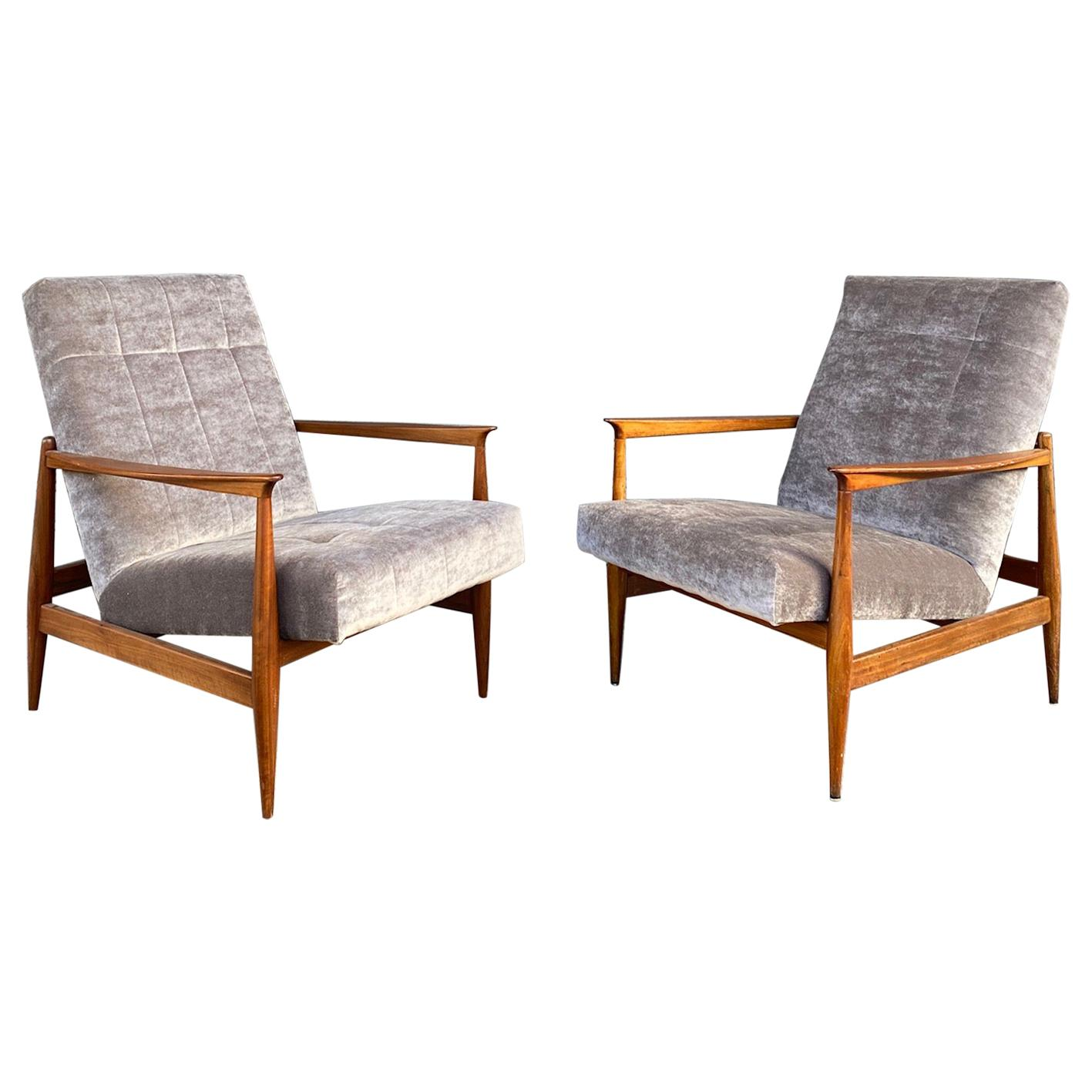 Pair of Armchairs, Altamira Editions, Portugal, 1960s