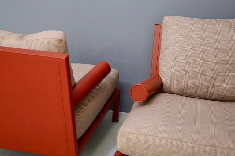 Modern Pair of Armchairs 'Baisity' for B&B Italia by Antonio Citterio, 21st Century For Sale