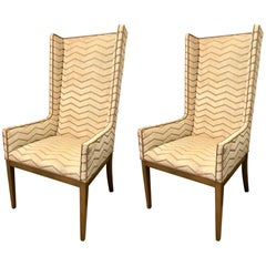 Pair of Armchairs by Artistic Frames
