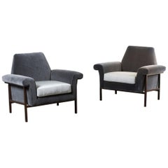 Pair of Armchairs by Branco & Preto