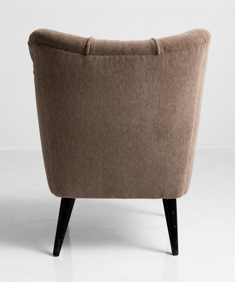 Pair of Armchairs by G. Pulitzer Finali For Sale 1