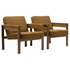 Pair of Armchairs by Hein Stolle