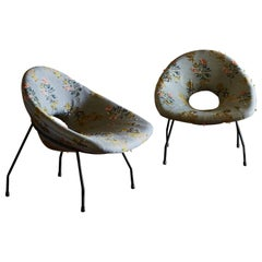 Pair of Armchairs by M. Tempestini