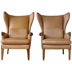 Paar Sessel von Parker Knoll, Vereinigtes Königreich, 1950er