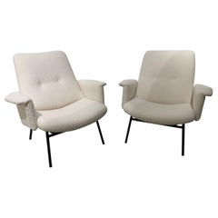 Pair of Armchairs by Pierre Guariche, 1960