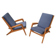 Pair of Armchairs by Pierre Guariche