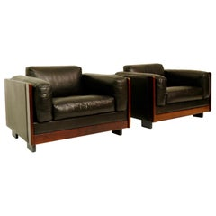 Pair of Armchairs by Tobia Scarpa for Cassina