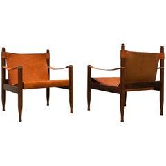 Pair of Armchairs by Watt Studio