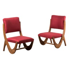 Pair of Armchairs by Zanine Caldas