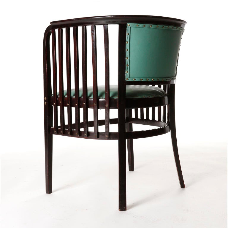 Pair Of Armchairs Chairs Marcel Kammerer, Thonet