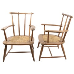 Pair of Armchairs, French, 1920s-1930s