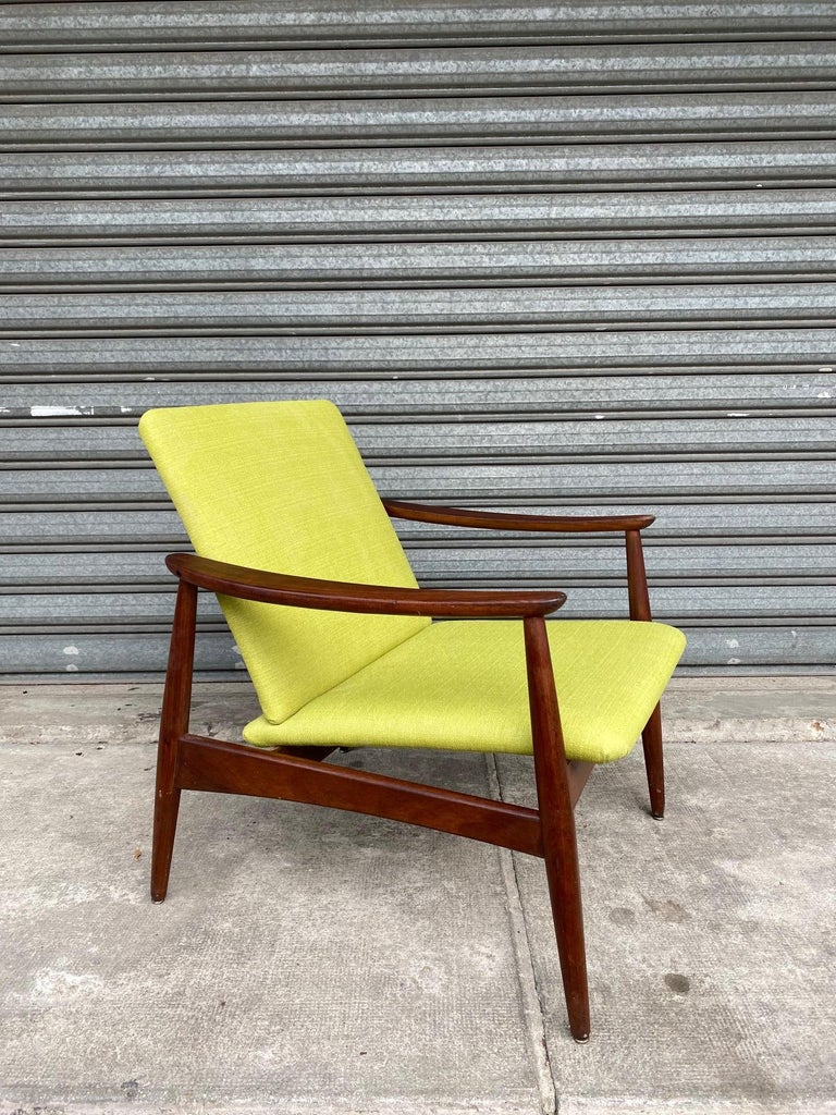 Portuguese Pair of Armchairs, Portugal, 1960s For Sale