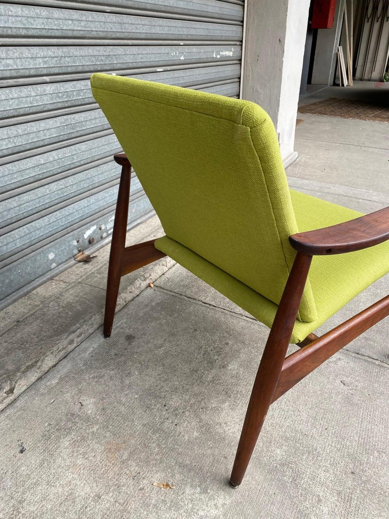Mid-20th Century Pair of Armchairs, Portugal, 1960s For Sale