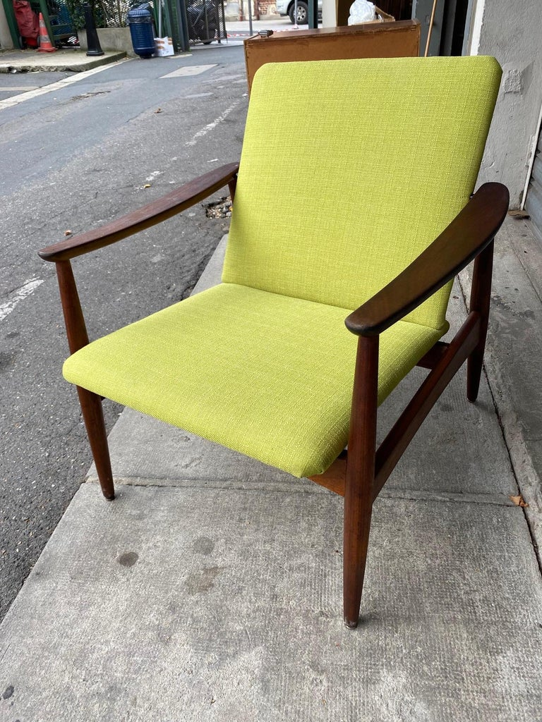 Pair of Armchairs, Portugal, 1960s For Sale 1