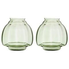 Pair of Art Deco Vases