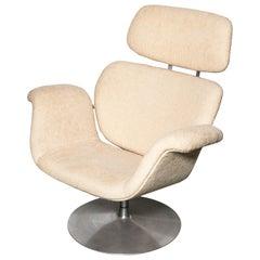 Pair of Artifort Swivel Tulip Chairs