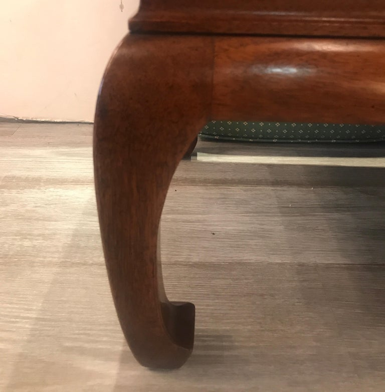 Pair of Asian Style Benches or Stands For Sale 3