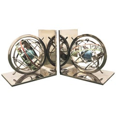 Pair of Astrological Bookends