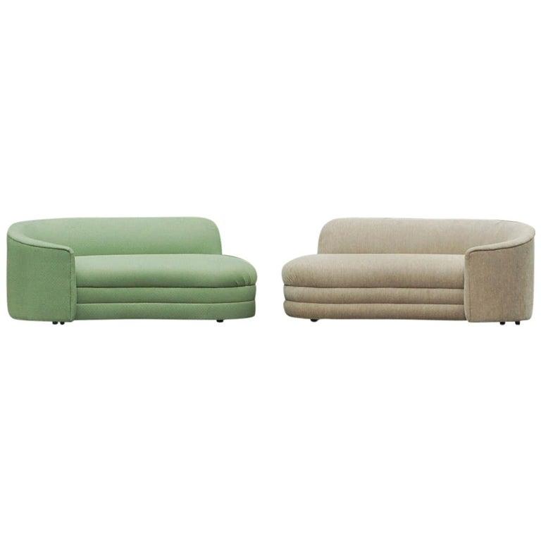 Mid Century Modern Chaise Lounge Sofas