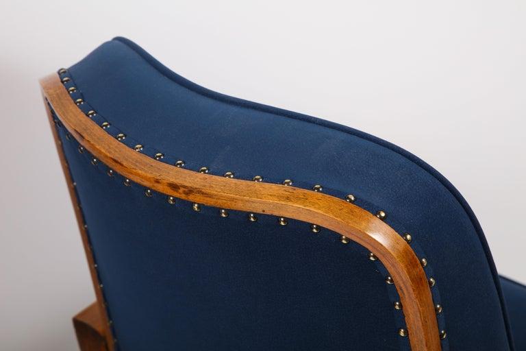 Pair of Austrian Art Deco Armchairs 2