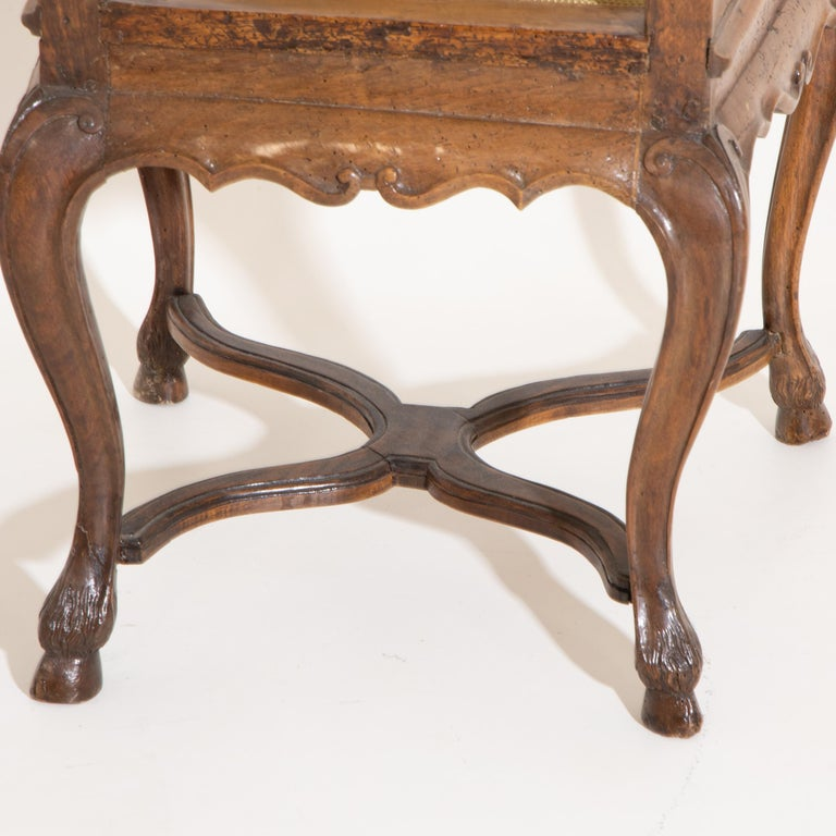 Pair of Baroque Chairs, Germany, Ansbach, circa 1750 For Sale 2