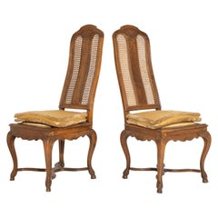 Pair of Baroque Chairs, Germany, Ansbach, circa 1750