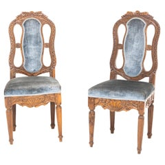Pair of Baroque Chairs, North Rhine-Westphalia / Germany, circa 1780