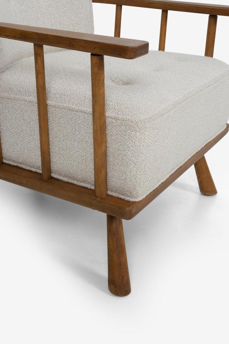 Pair of Barrel Back Lounge Chairs by Robsjohn-Gibbings 3