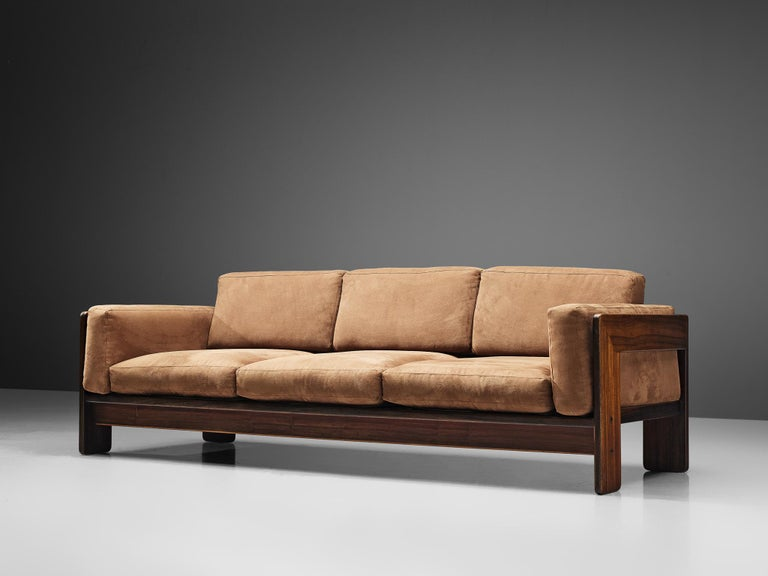Italian Pair of 'Bastiano' Sofas by Tobia Scarpa for Knoll For Sale